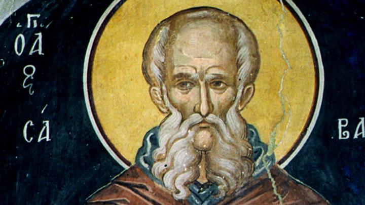 Творец Иерусалимского Устава. Преподобный Савва Освященный. Церковный календарь на 18 декабря