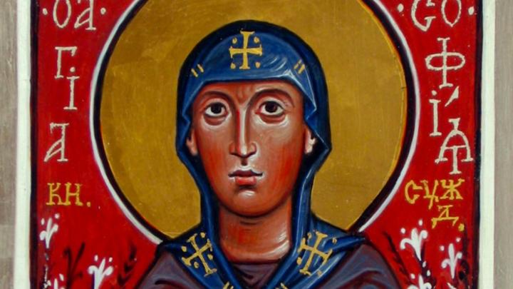 Преподобная София Суздальская. Церковный календарь на 29 декабря