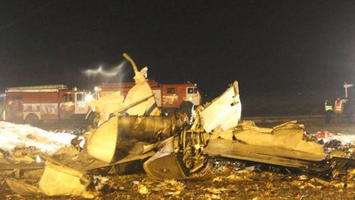 Из-за ошибки пилота погибли 50 человек, в том числе сын президента: Причины крушения боинга в Казани назвал СКР
