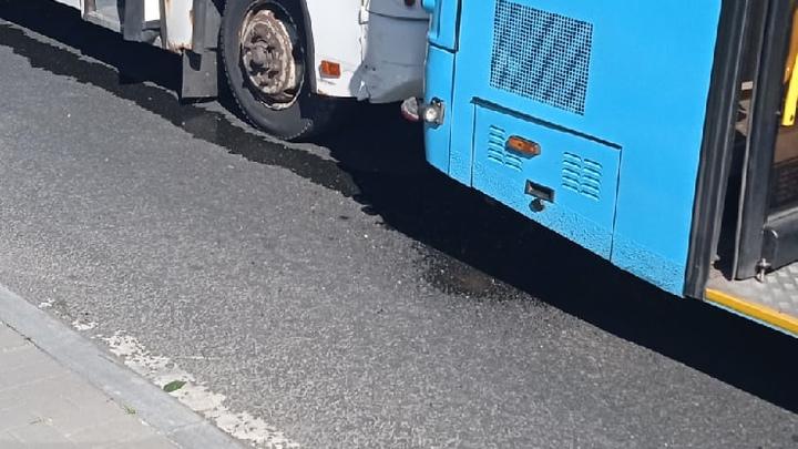 Срочно запретить «джамшутки!» Петербуржцы осудили водителей маршруток после ДТП с автобусом