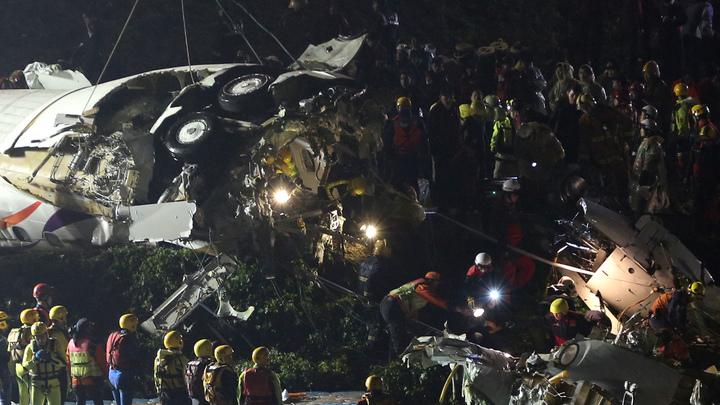 Граждан России не было на борту рухнувшего ATR-72 в Иране
