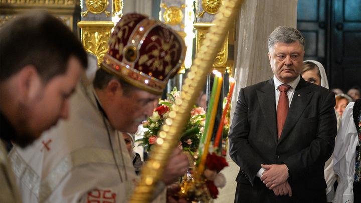 Профессор Владислав Петрушко: Украина находится на грани религиозной войны