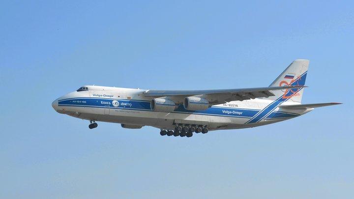 Украина подтвердила возобновление переговоров по Ан-124-100