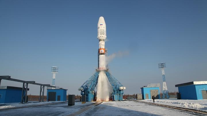 Космос и пустота: Строители начали устранять дефекты стартовой площадки ракеты «Союз-2»