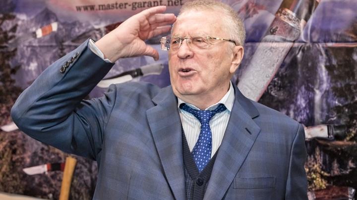 Матерщиной Жириновского на дебатах займется Генпрокуратура