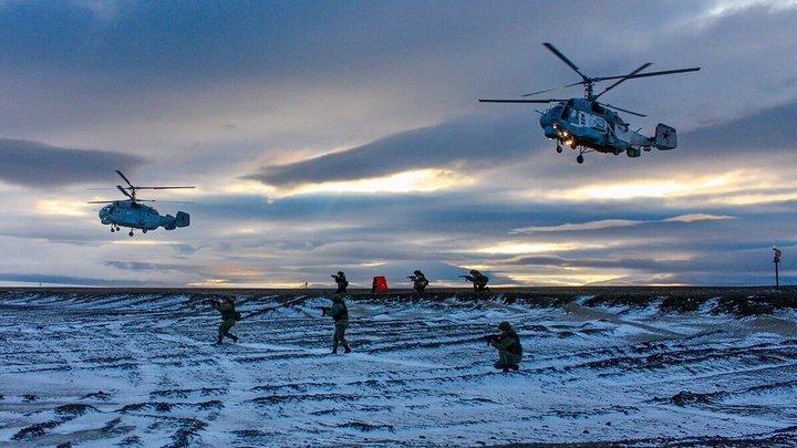 Такого до нас ещё никто не делал: Российские десантники провели уникальную операцию в Арктике