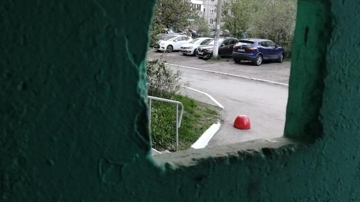 Старый пост ГАИ у Челябинска снесут в 70 раз дешевле заявленной цены