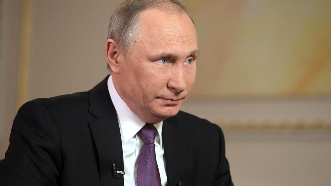 Эксклюзивное интервью Владимира Путина почему ответ