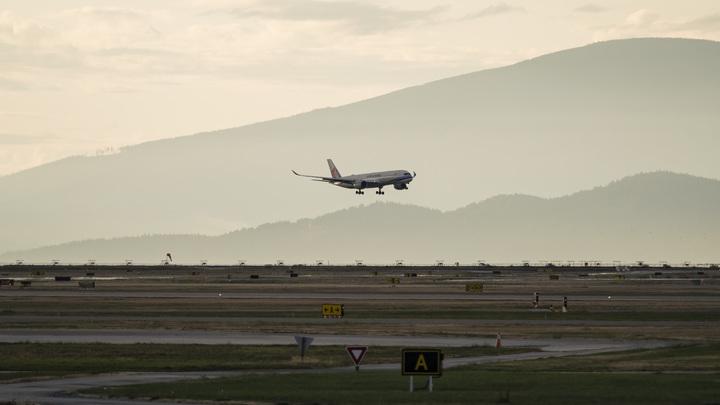 Чудесное спасение: В рухнувшем после взлета самолете выжили все