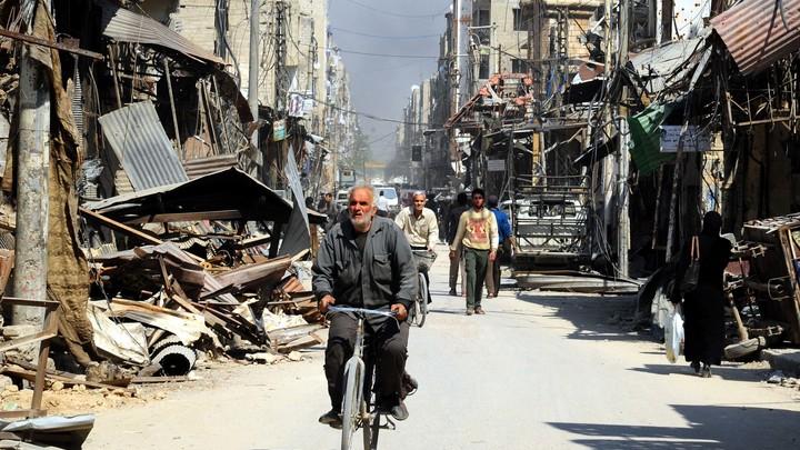 Постпред России в ОЗХО: Химическую атаку в сирийской Думе инсценировали Британия и США