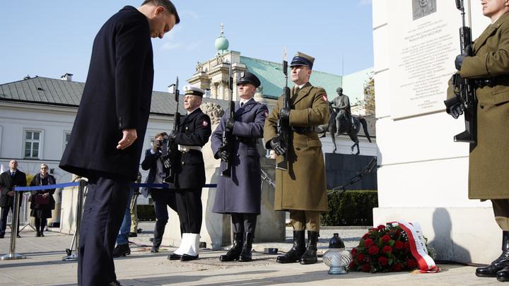 Поляки сами убили своего президента, но всё равно нашли русский тротил