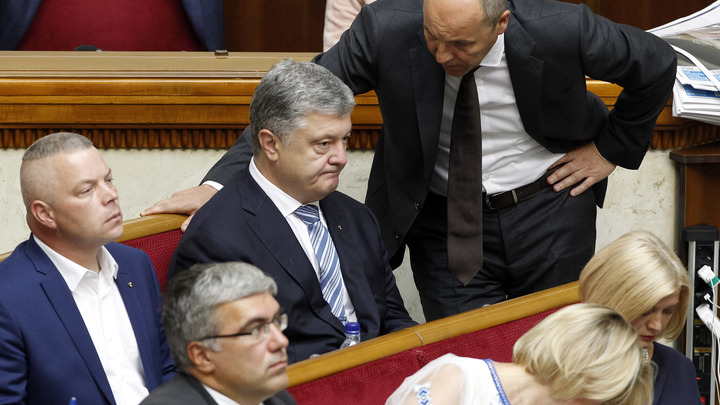 Ополчилась вся Украина: Стало известно, как воевал в Донбассе сын Порошенко