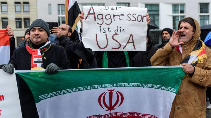 Тегеран ответил на смерть Сулеймани признанием Пентагона террористической организацией