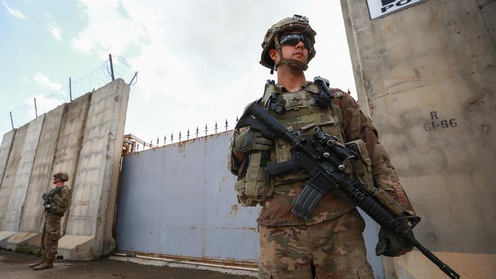 …От катюши передай привет: Американскую базу в Ираке обстреляли ракетами