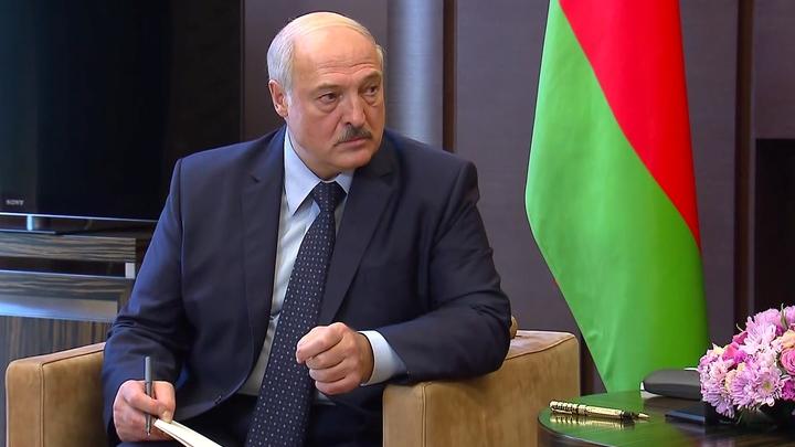 Они перешли красную черту: Лукашенко увидел терроризм в поступках протестунов