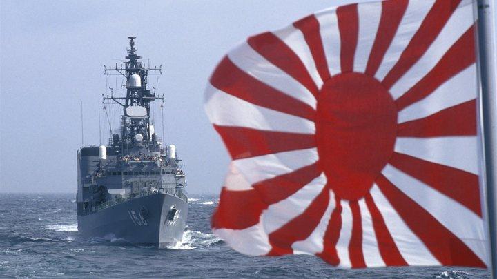 Японцы призвали бить Россию железным кулаком