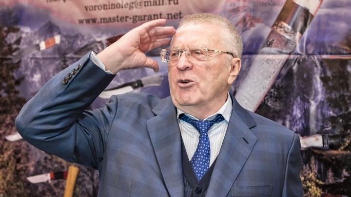 Жириновский и Собчак не поделили статью УК России об экстремизме