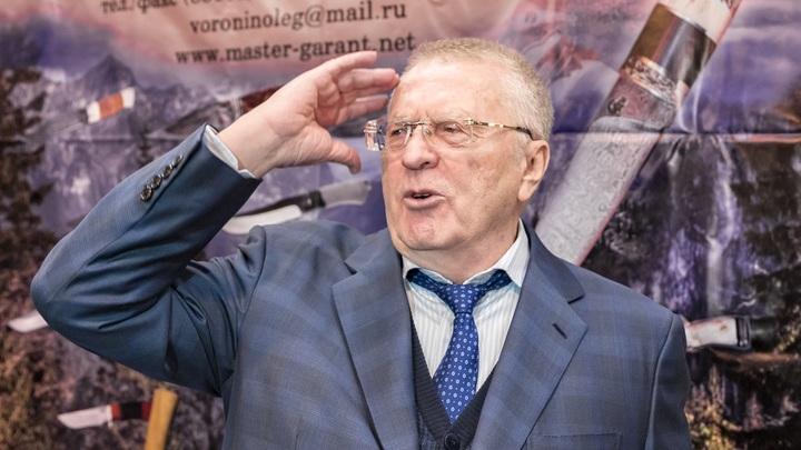 Жириновский осудил протесты азербайджанцев после гибели Векила Абдуллаева