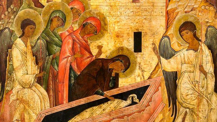 Ученицы Христа. Неделя святых жен-мироносиц. Церковный календарь на 16 мая