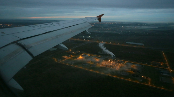 Летели и горели: На борту пылающего Boeing 777 было почти 350 пассажиров - видео