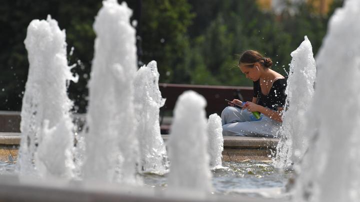 Погода в Ростове-наДону 5 августа 2021: Жара