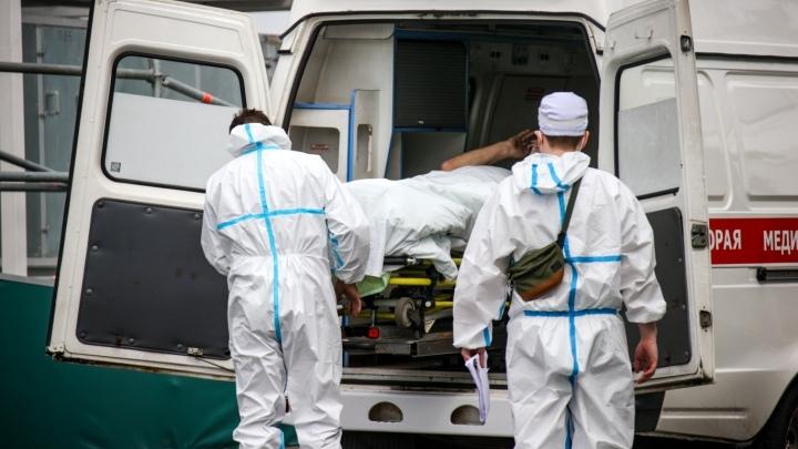 Еще 203 человека заболели коронавирусом в Кузбассе, 6 умерли