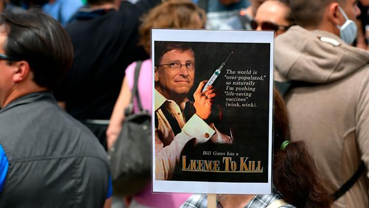 Гейтс не замечает русскую вакцину: Умрут миллионы?