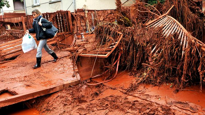 Радиоактивная река уничтожила целую деревню. Никто не был наказан