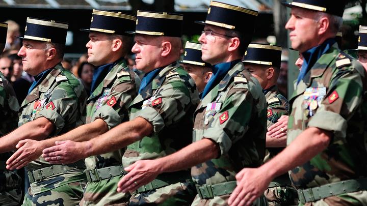 Париж внял военным указаниям Вашингтона