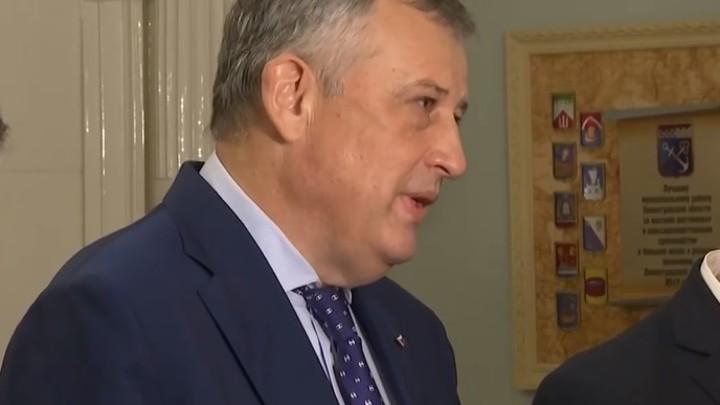 Губернатор Ленинградской области прокомментировал смерть Александра Петрова