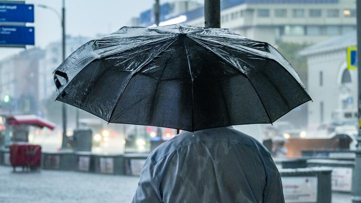 Дожди ожидаются в Армении до середины следующей недели
