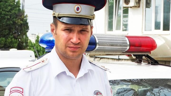 Обыкновенный герой: Севастопольский автоинспектор рискнул жизнью, чтобы предотвратить ДТП
