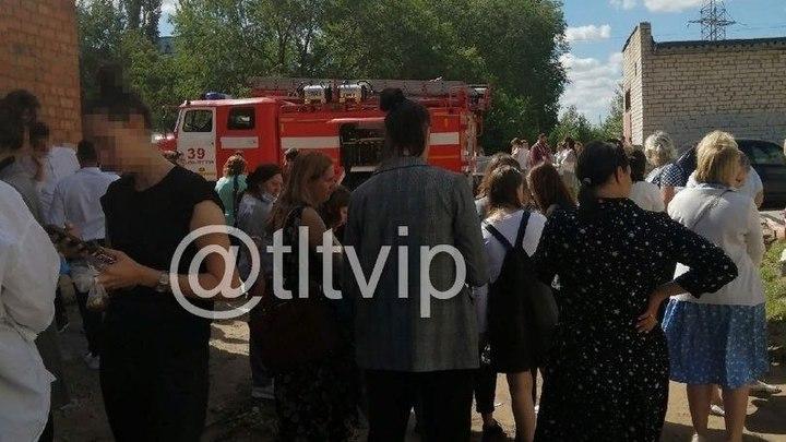 В Тольятти прошли сообщения о минировании школ и ТГУ