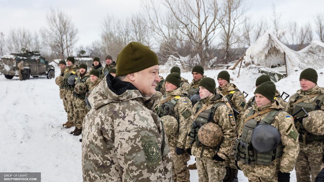 За месяц на востоке Украины выросло число погибших и раненых карателей Киева
