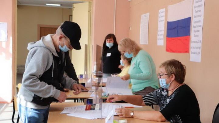 Жители Новосибирска вышли на пикеты против итогов выборов в Госдуму