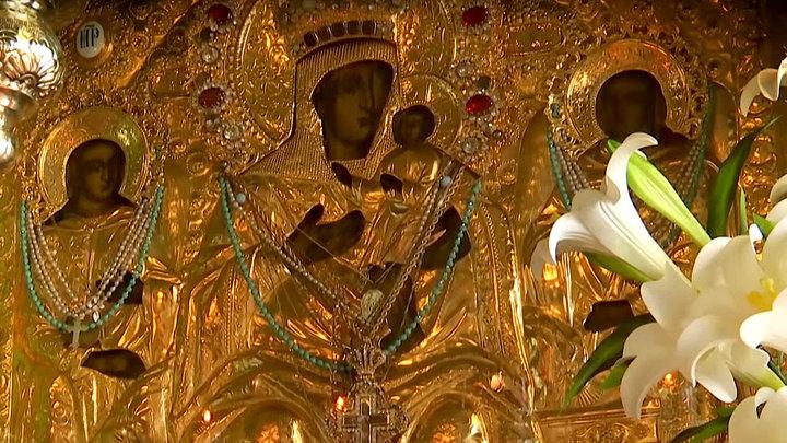 Кипрская Стромынская икона Божией Матери. Православный календарь на 22 июля