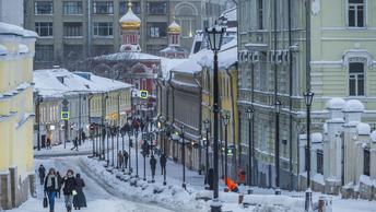 Столичные власти рассказали, как изменился климат Москвы за 20 лет