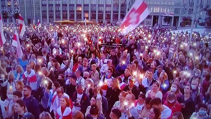 Более сотни задержаний в Белоруссии: Запутать силовиков не получилось