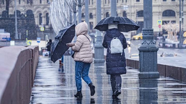 Жёлтый уровень опасности: Метеорологи предупредили о капризах погоды в столице