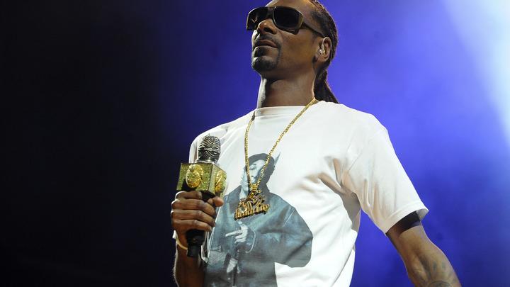Американский рэпер Снуп Догг на чистом русском высказался о канадских наркоманах
