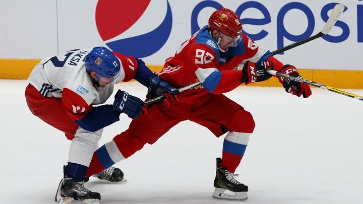 Евгений Кузнецов стал первой звездой НХЛ
