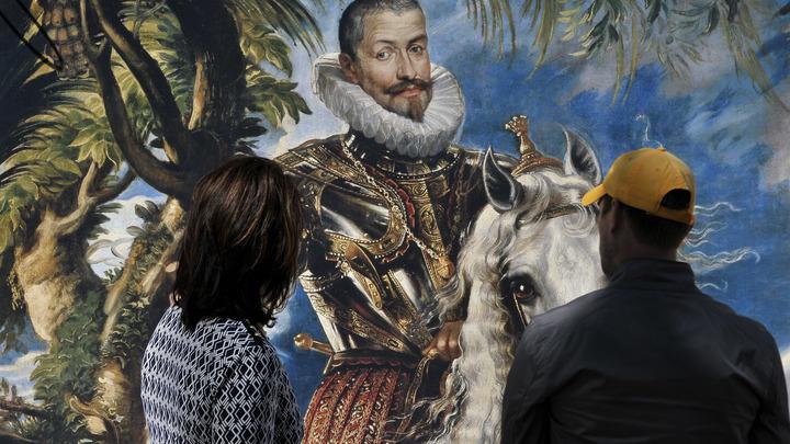 В доме Поллока столетиями хранилась утерянная картина Рубенса