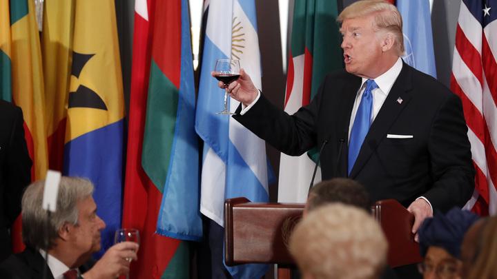 Трамп не смог наврать о высоком благосостоянии простых украинцев