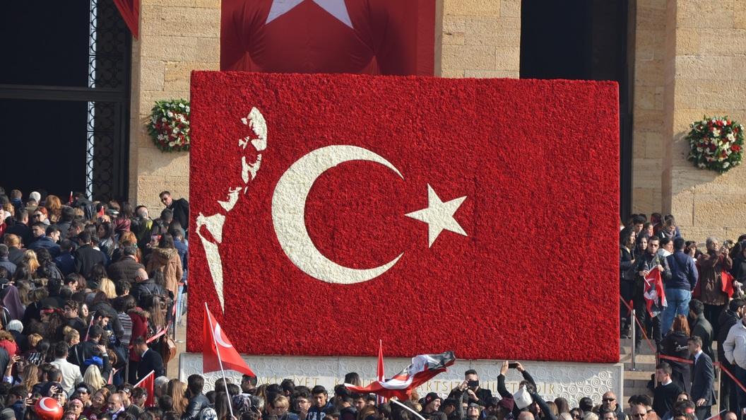 Турция осудила решение Трампа поИерусалиму