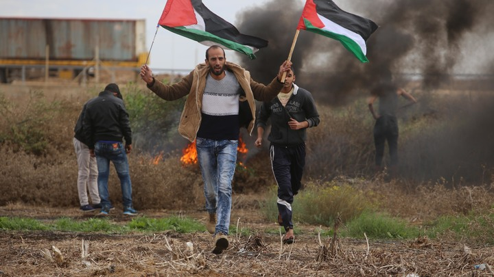 На Западном берегу Иордана нарастает противостояние, счет раненых идет на десятки