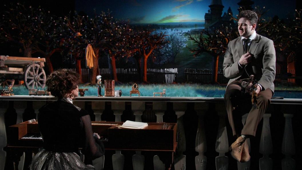 Петербург иМосквы схлестнутся друг сдругом в«театральной битве» 2-х столиц