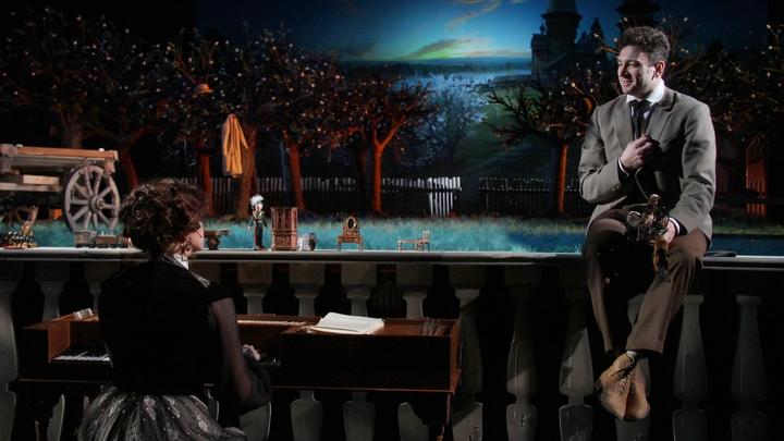 Петербург и Москвы схлестнутся друг с другом в театральной битве двух столиц