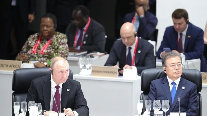 Очевидная польза. Путин встретился с Си Цзиньпином и Нарендрой Моди