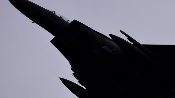 Террористы из ПЗРК сбили истребитель F-16 над Синаем, пилот схвачен - СМИ