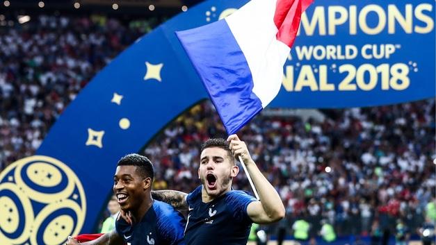 Фантастический финал, или Вторая звезда сборной Франции